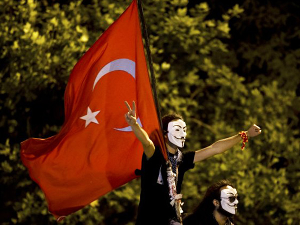 How social media triggered protests in Turkey the mainstream ignored