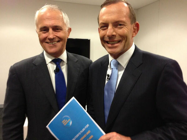 With rumours abound of another leadership spill in Australian..