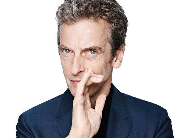 Peter Capaldi, Doctor New