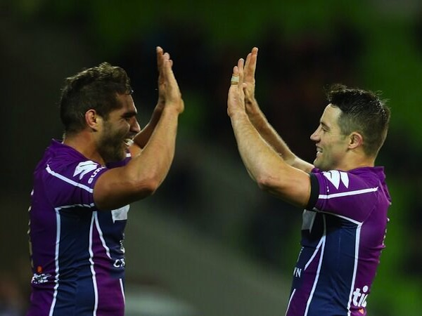 Melbourne Storm is pushing towards another premiership tilt,..