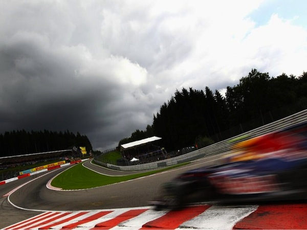 Belgian F1 Grand Prix preview