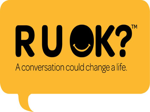 R U OK? Day reminds all Australians to keep an eye out for..