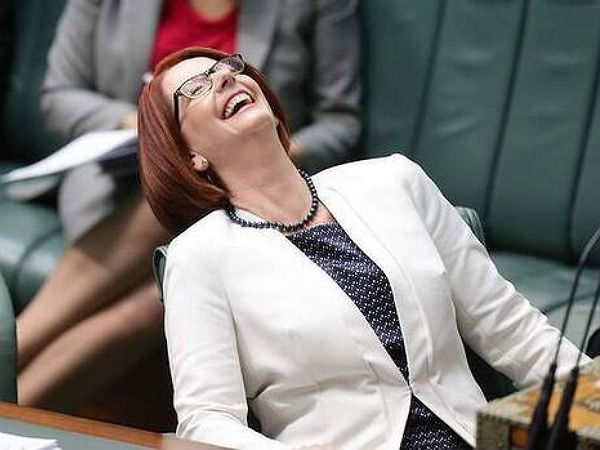 The Valedictorians: Julia Gillard