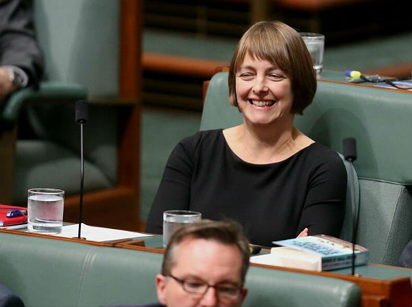 The Valedictorians: Nicola Roxon and Sharon Grierson