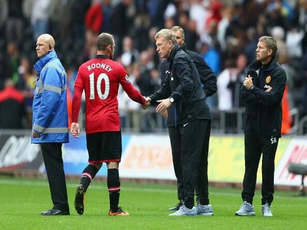 A club of Manchester United stature cannot afford to sell a..