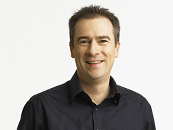 Interview with Gerard Whateley