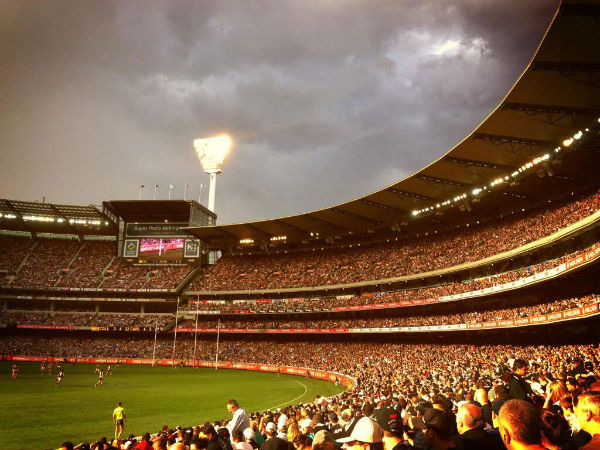 September in Melbourne is unlike any other time for an AFL..