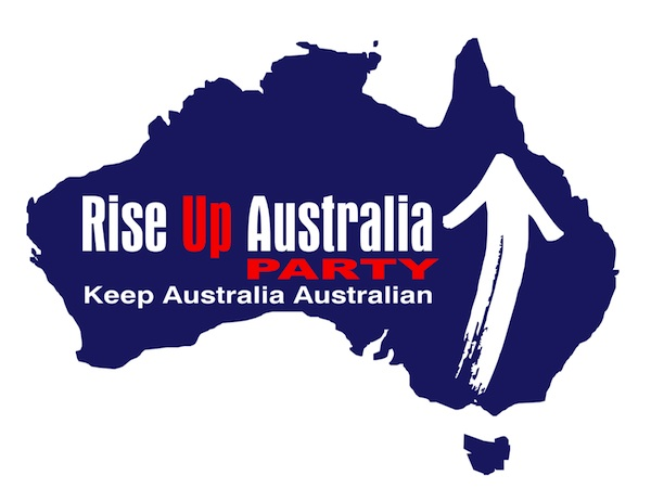 Party Crasher: Rise Up Australia Party