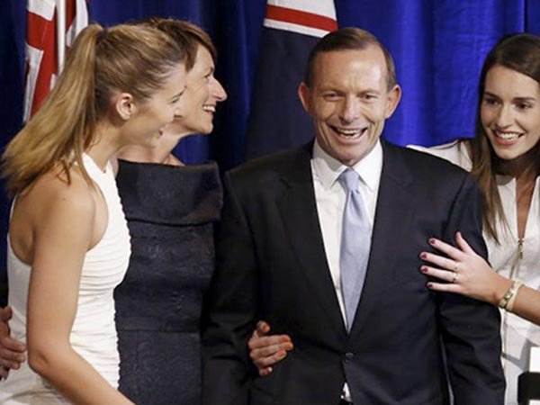 The Prime Minister-elect accepted the Australian people's..