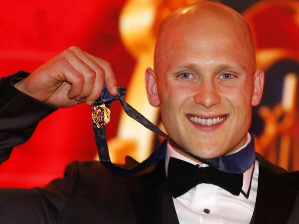 The brightest Sun wins the Brownlow