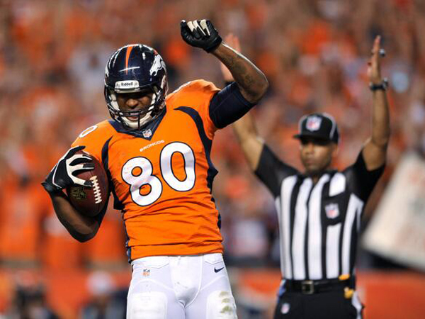 The NFL season kicked off on Friday, with Denver blowing out..