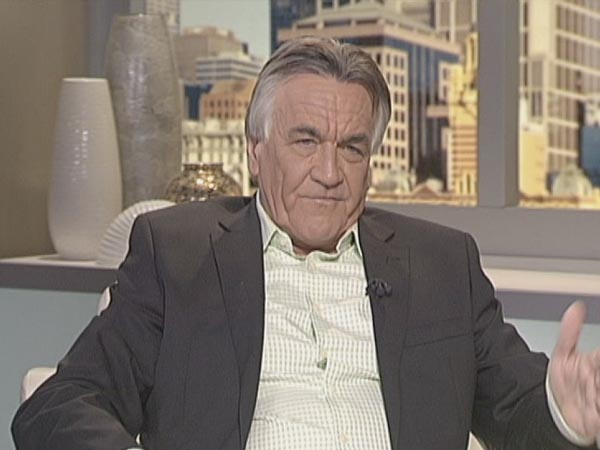 Interview with Barrie Cassidy
