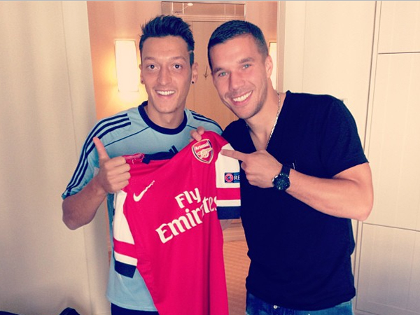 Mesut Ozil may not be what Arsenal needed but signing him is..