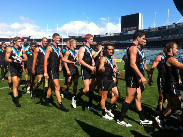 2013 AFL finals preview: Port Adelaide
