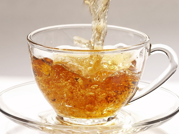 Weight-loss tea fighting against anorexia
