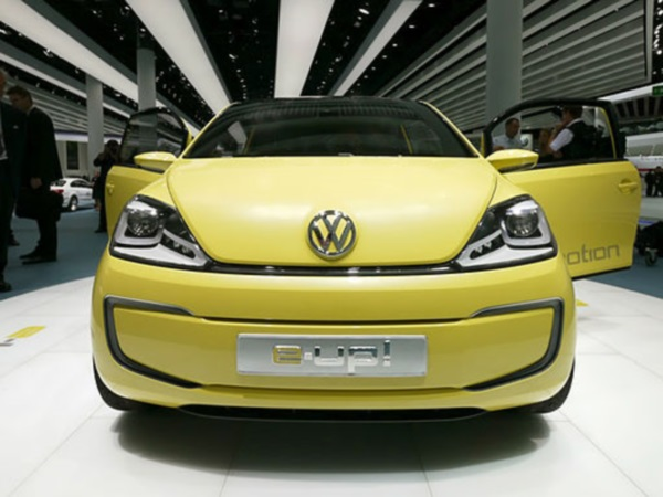 The Frankfurt motor show has cemented the electric car's..