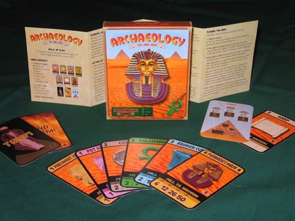 Image result for archaeology board game