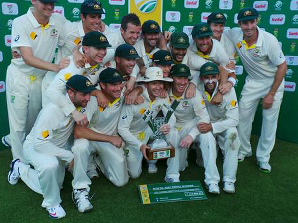 The Australian cricket team's summer success could be the..