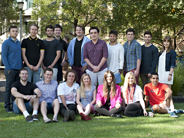 Meet the new upstart team