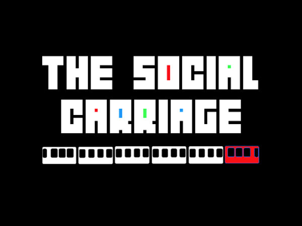 "Jump on board ""The Social Carriage"""