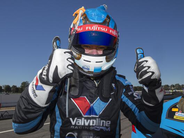 Joel Hargreaves discusses how  V8 Supercar drivers have..