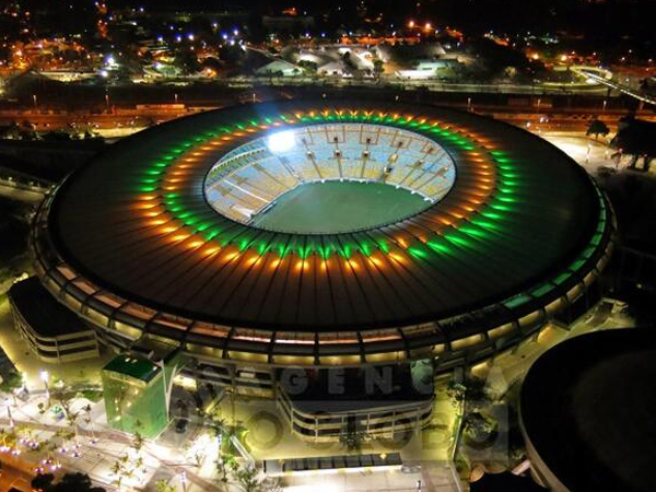 Brazil's World Cup cities: part one