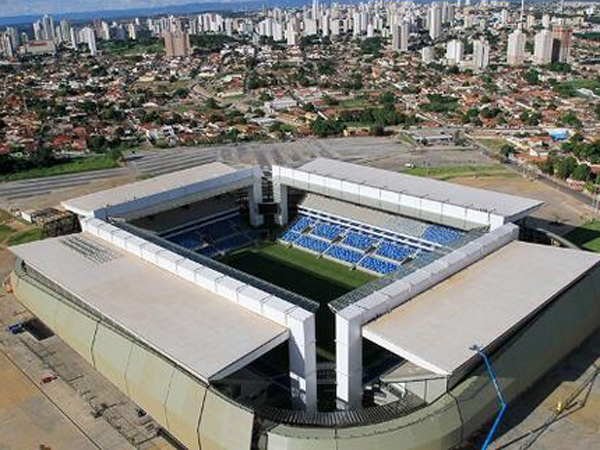 Brazil's World Cup cities: part two