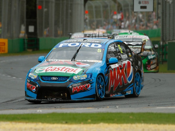 Joel Hargreaves discusses why Ford driver Mark Winterbottom..