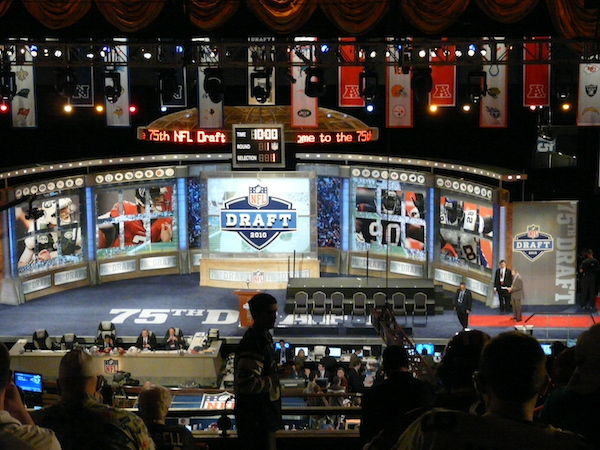 NFL Draft drama exceeds expectation