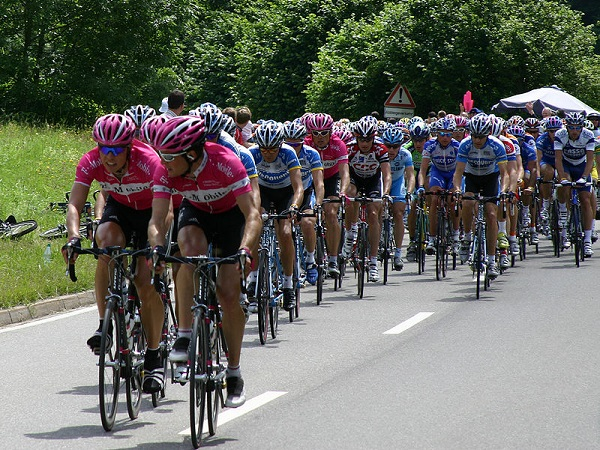The 2014 Tour De France started in York on Saturday, and..