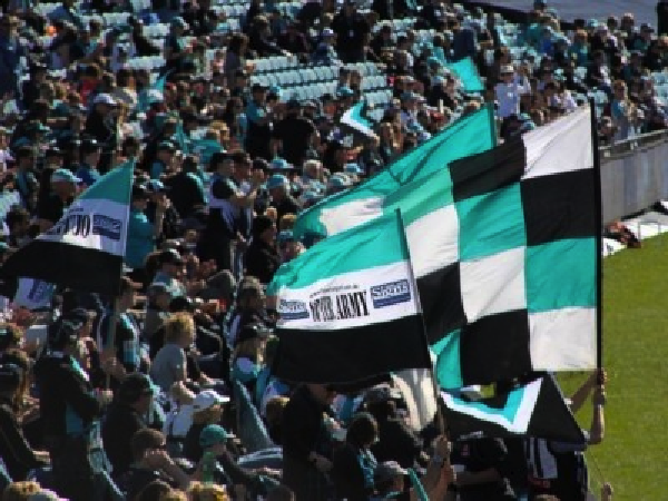 Port Adelaide was flying high seven weeks ago, but as Luke..