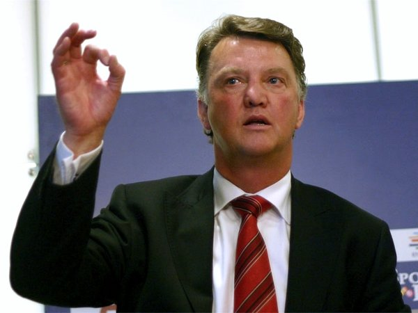 Van Gaal is still United's man