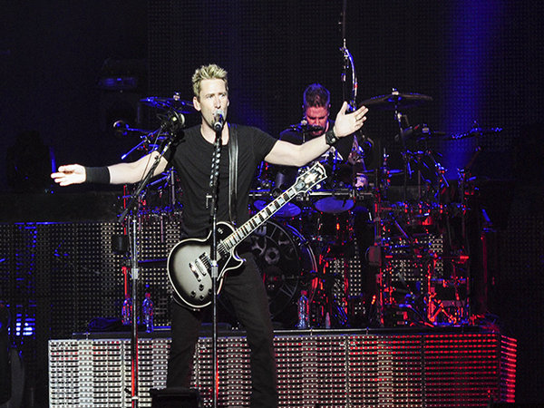 There's more to Nickelback than meets the ear