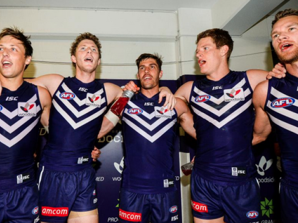 Fremantle possess the strike-power up forward to win its..