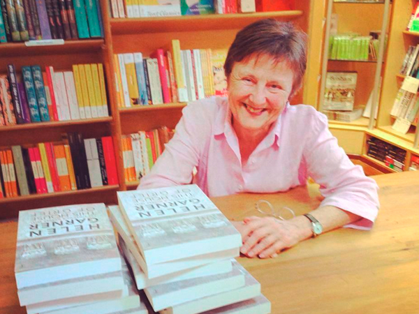Helen Garner to speak at La Trobe