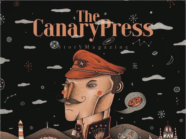 Internship at The Canary Press