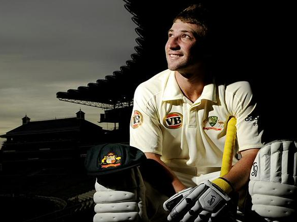 Phillip Hughes's death has left the sporting community in..