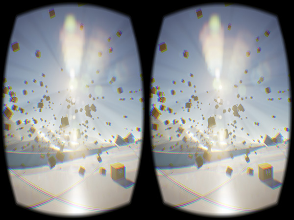 See the world through VR-tinted glasses