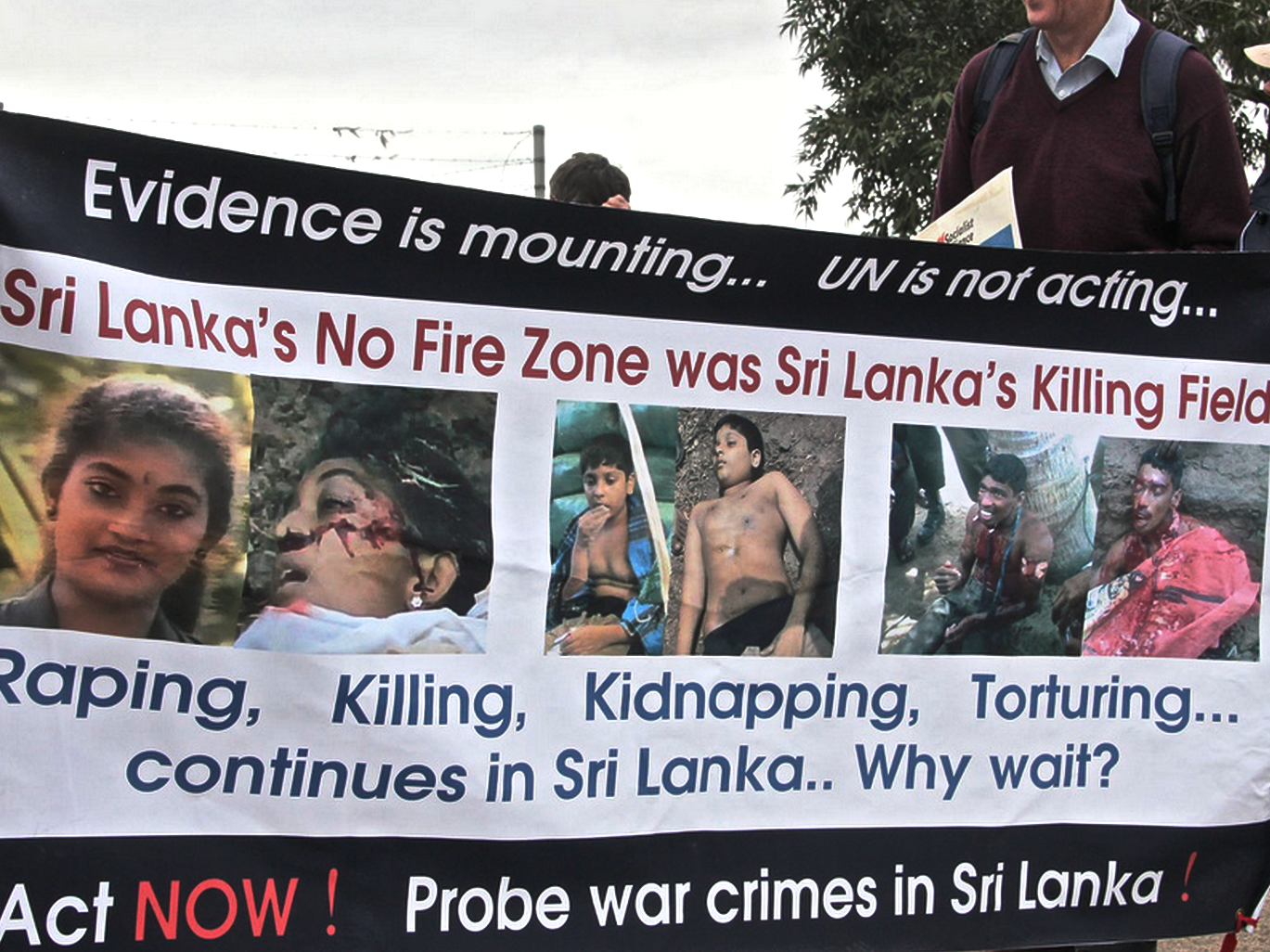 Part two: What does new leadership mean for Sri Lankan Tamils?
