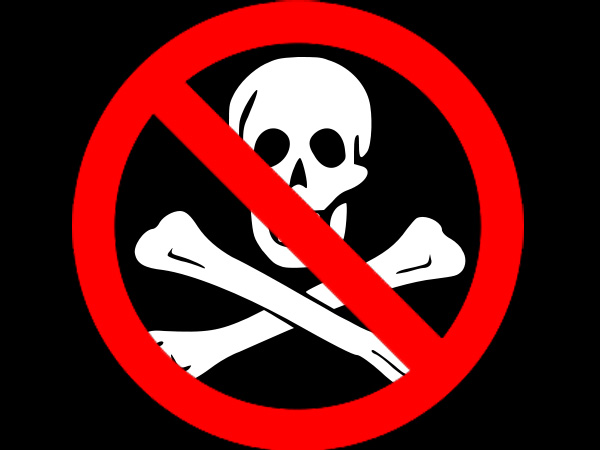 Will pirates be walking the plank?