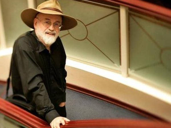 Prolific fantasy author Sir Terry Pratchett will be..