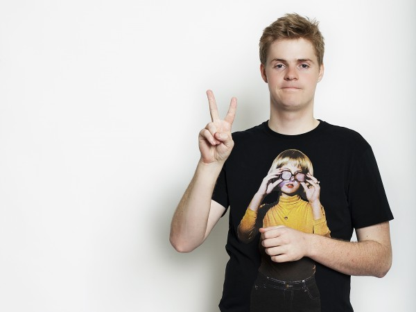 Tom Ballard's Comedy Festival show goes beyond jokes and..
