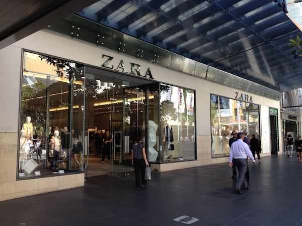 International retailers pose challenges for Melbourne's..