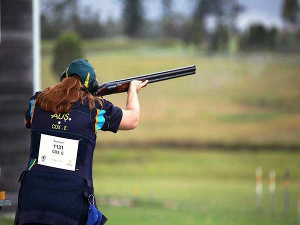 Ready, aim, fire: Cox shoots for Rio