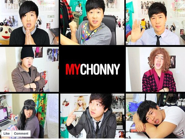 Comedy web series Mychonny Moves In centres on actor and..