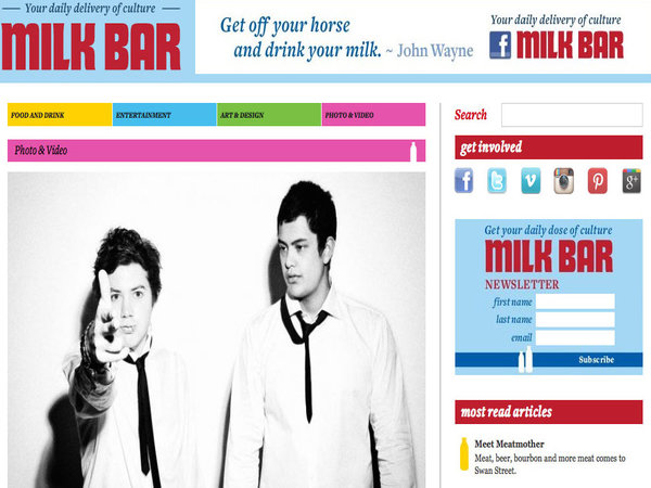 Milk Bar Mag want writers