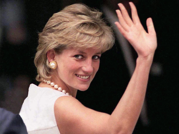 In Princess Diana's interview with Martin Bashir, she..