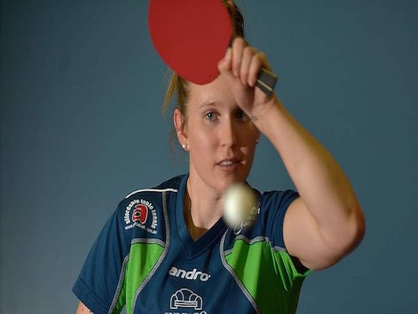 Melissa Tapper is tipped to be the first Australian to..