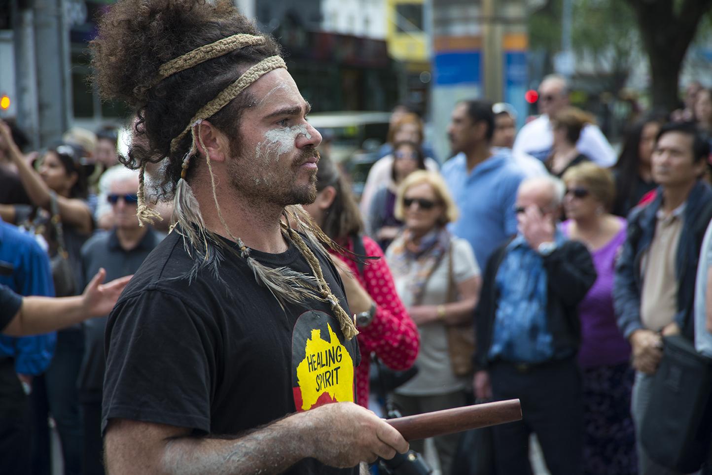 Protest Against Mandatory detention