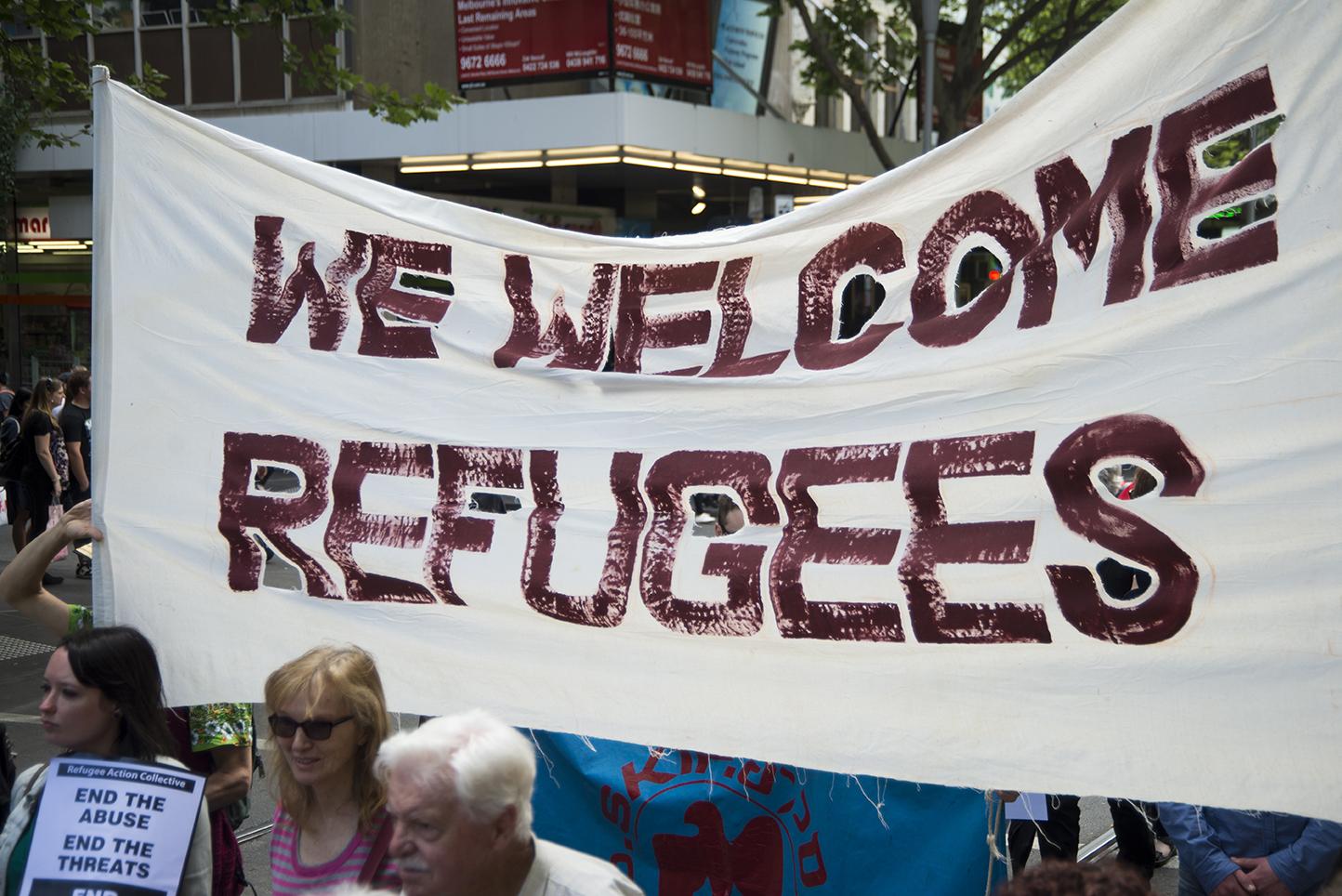 2PRotest Against Mandatory Detention